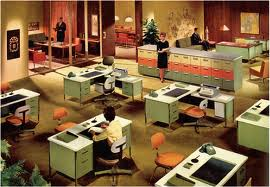 workplace 1960s
