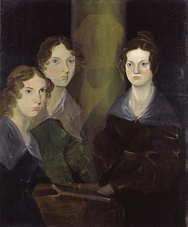 375px-The_Brontë_Sisters_by_Patrick_Branwell_Brontë_restored